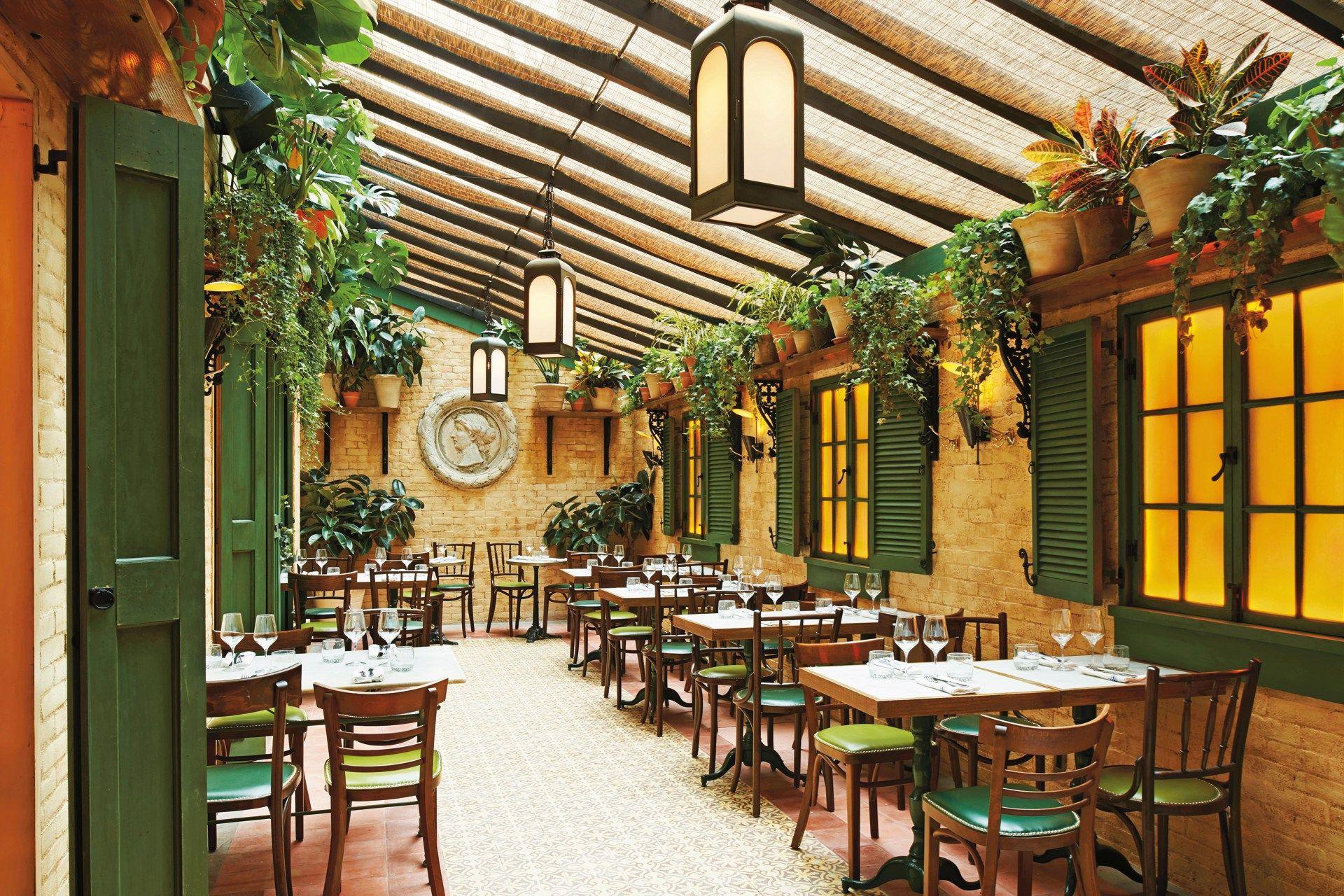 Фото ресторанов в европе и америке