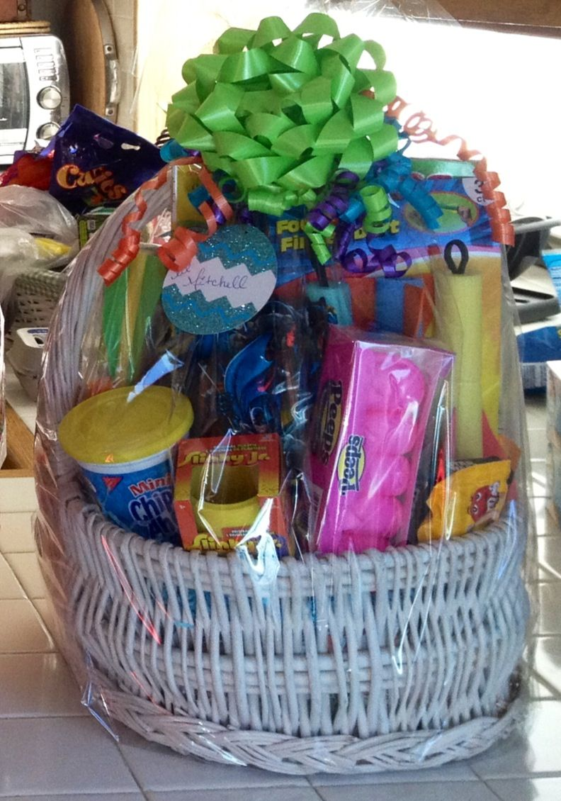 Boy easter basket baskets gifts and my other creations boy easter basket negle Gallery