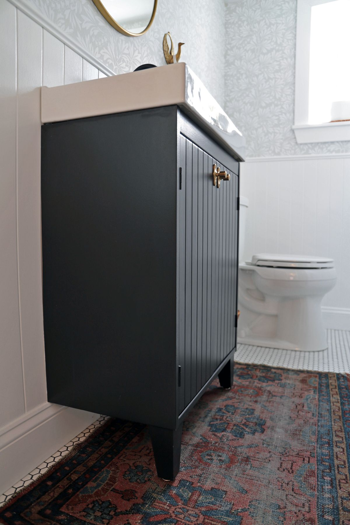 Statement Vanities Are A Very Big Thing In Bathrooms Right Now