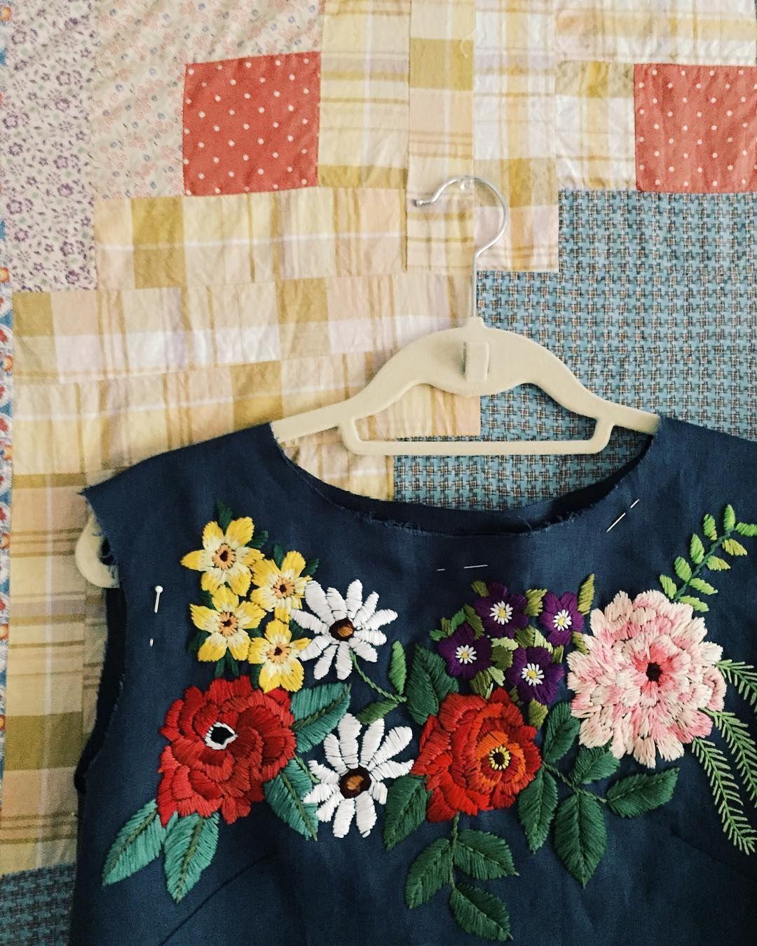 Pin by eva gonzalez on la moda pinterest embroidery th and