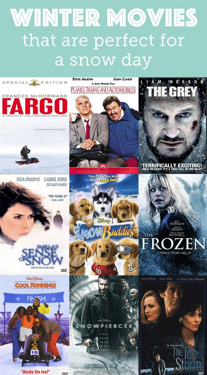 10 Snowy Movies On Netflix For Your Blizzard Binge Watch