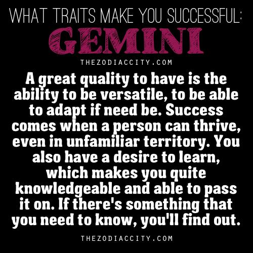 gemini characteristics female - photo #10