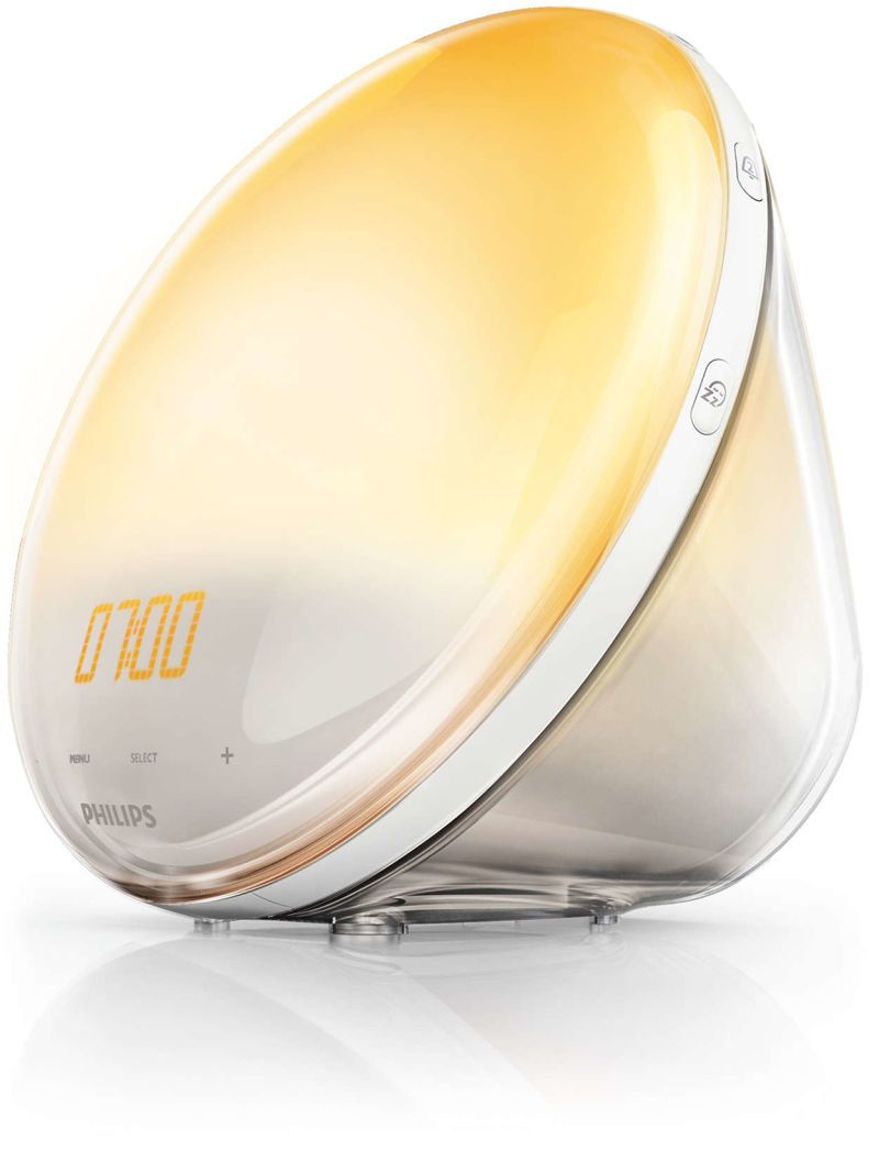 The Best Things We Bought In 2015 Light Alarm Clock Light Therapy