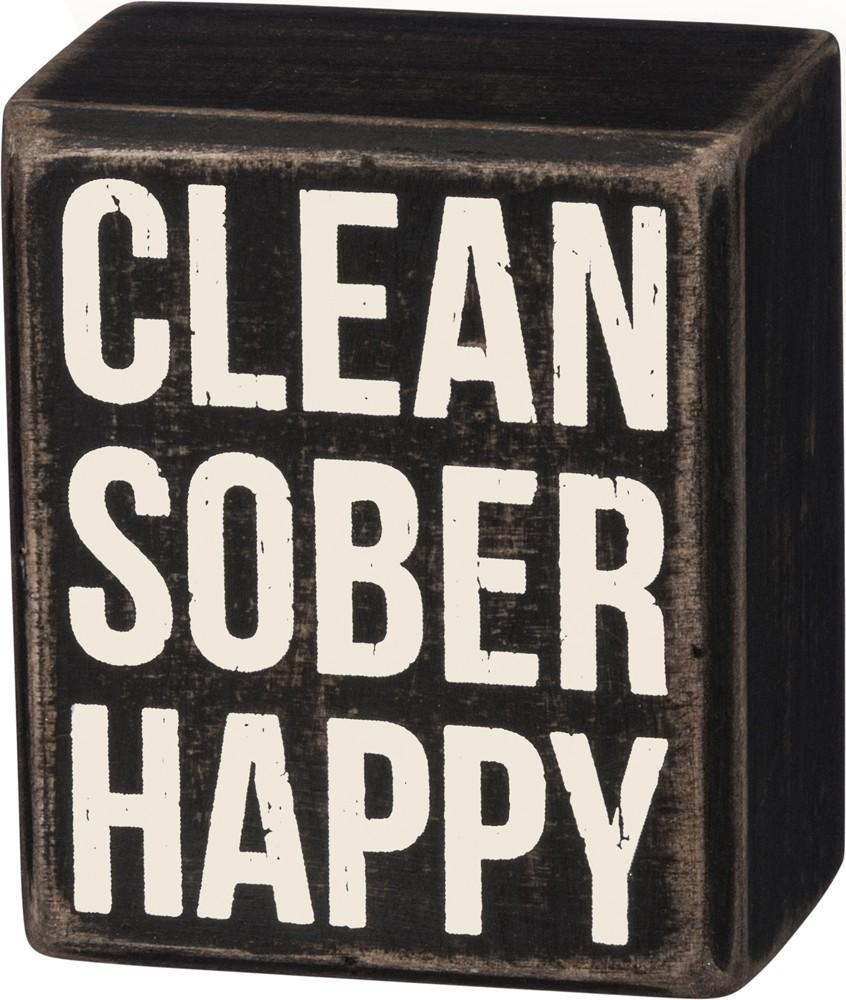 sober gift ideas
