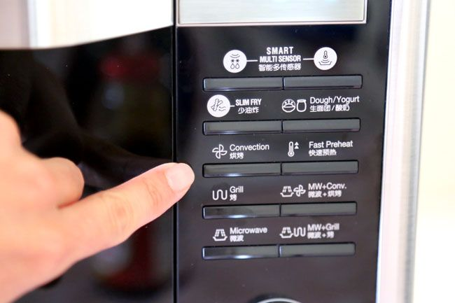 Samsung New Smart Oven Cooking Has Never Been So And Effortless Danielfooddiary