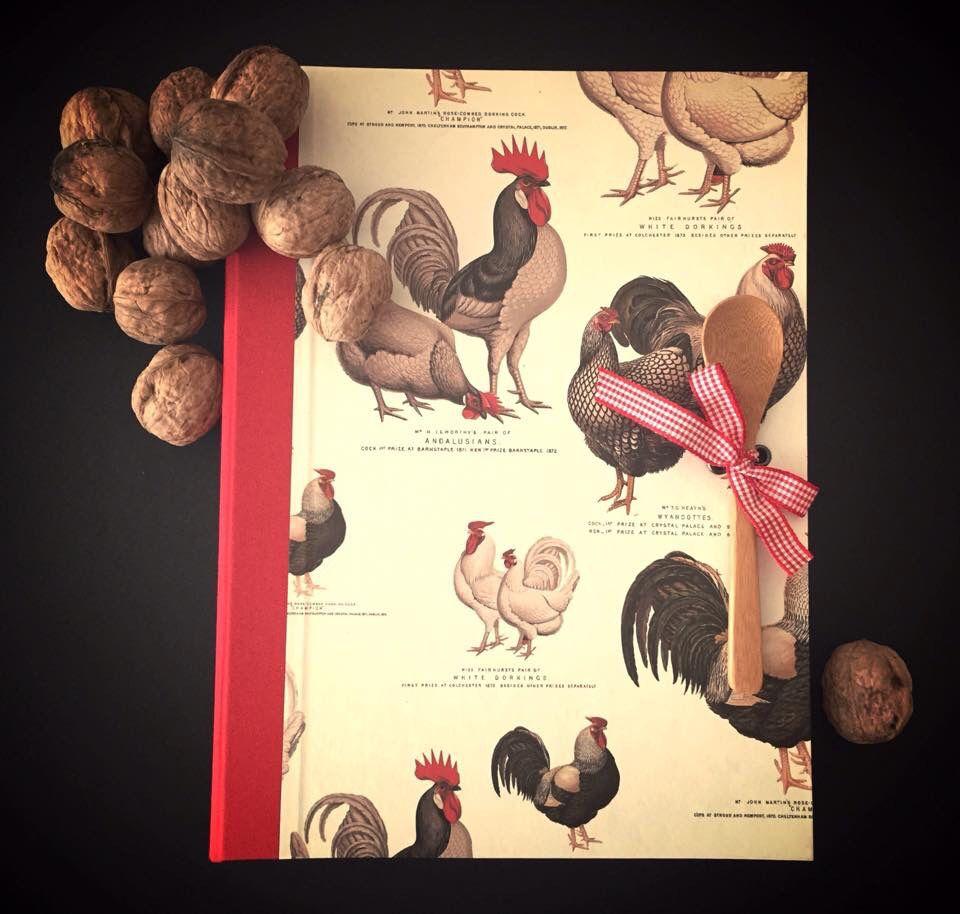 Libro de cocina+caja