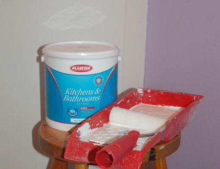 Oil Painting oil based enamel paint