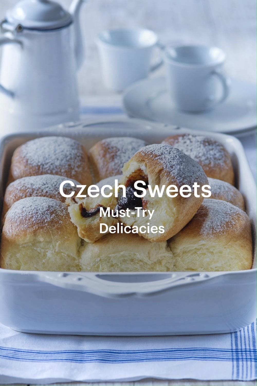 Must-Try Czech Sweets