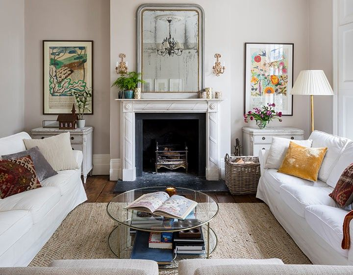 Classic English Townhouse  Imperfect Interiors  Interior
