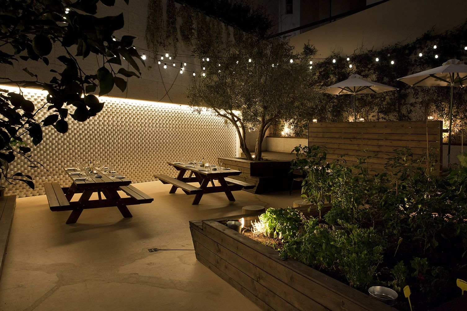 Soak up the sun amid the aroma of fruit and vegetables at ...