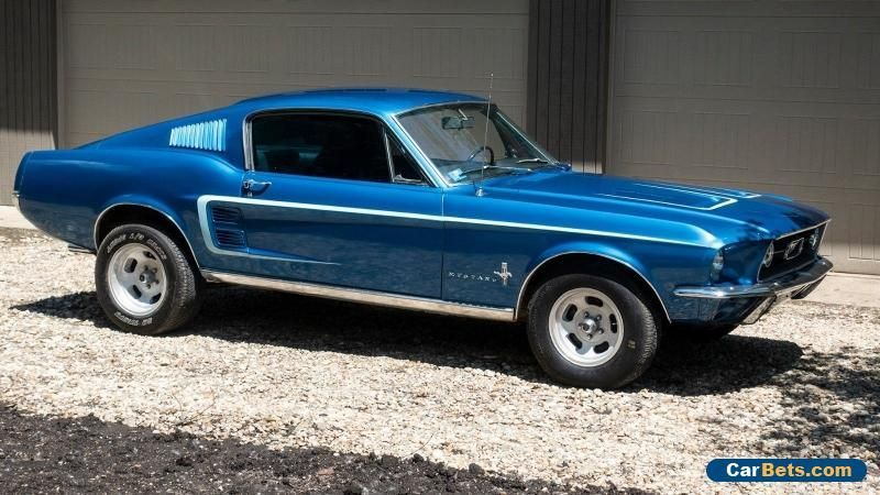 1967 Ford Mustang Fastback Ford Mustang Forsale Unitedstates