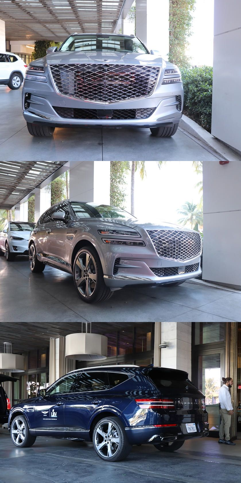 Did Genesis Accidentally Confirm Pricing For The Gv80 If So Here S How Much It Will Cost Luxury Cars Suv Cars Suv Trucks