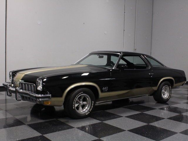 Oldsmobile Cutlass 442 Oldsmobile Muscle Cars Classic Cars