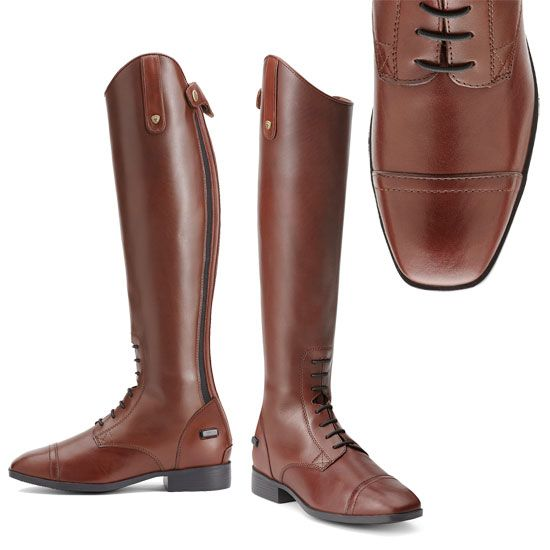 Cognac Brown And Square Toe Love It Ariat Women S