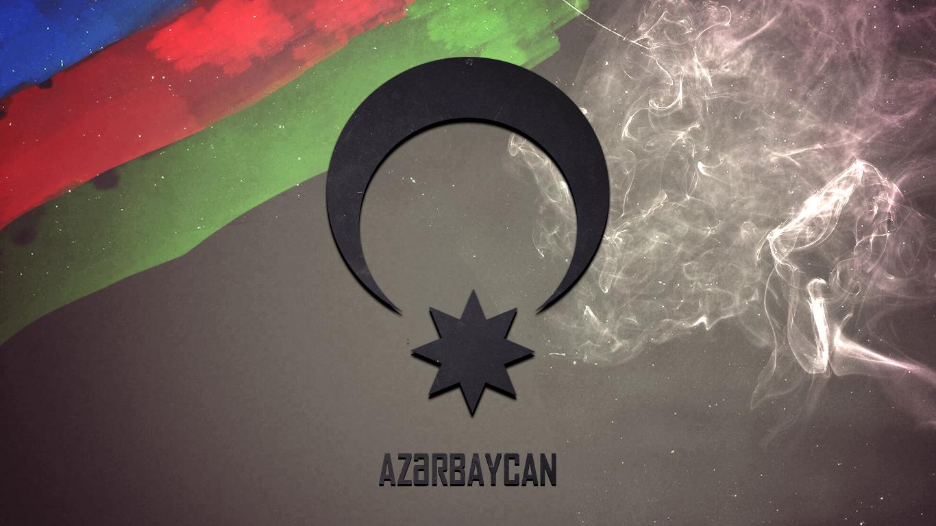 Azerbaycan Wallpaper Azerbaycan Bayragi Photoshop Azerbaijan Wallpaper