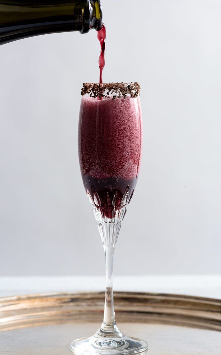 Sparkling shiraz (With images) Champagne recipes cocktails