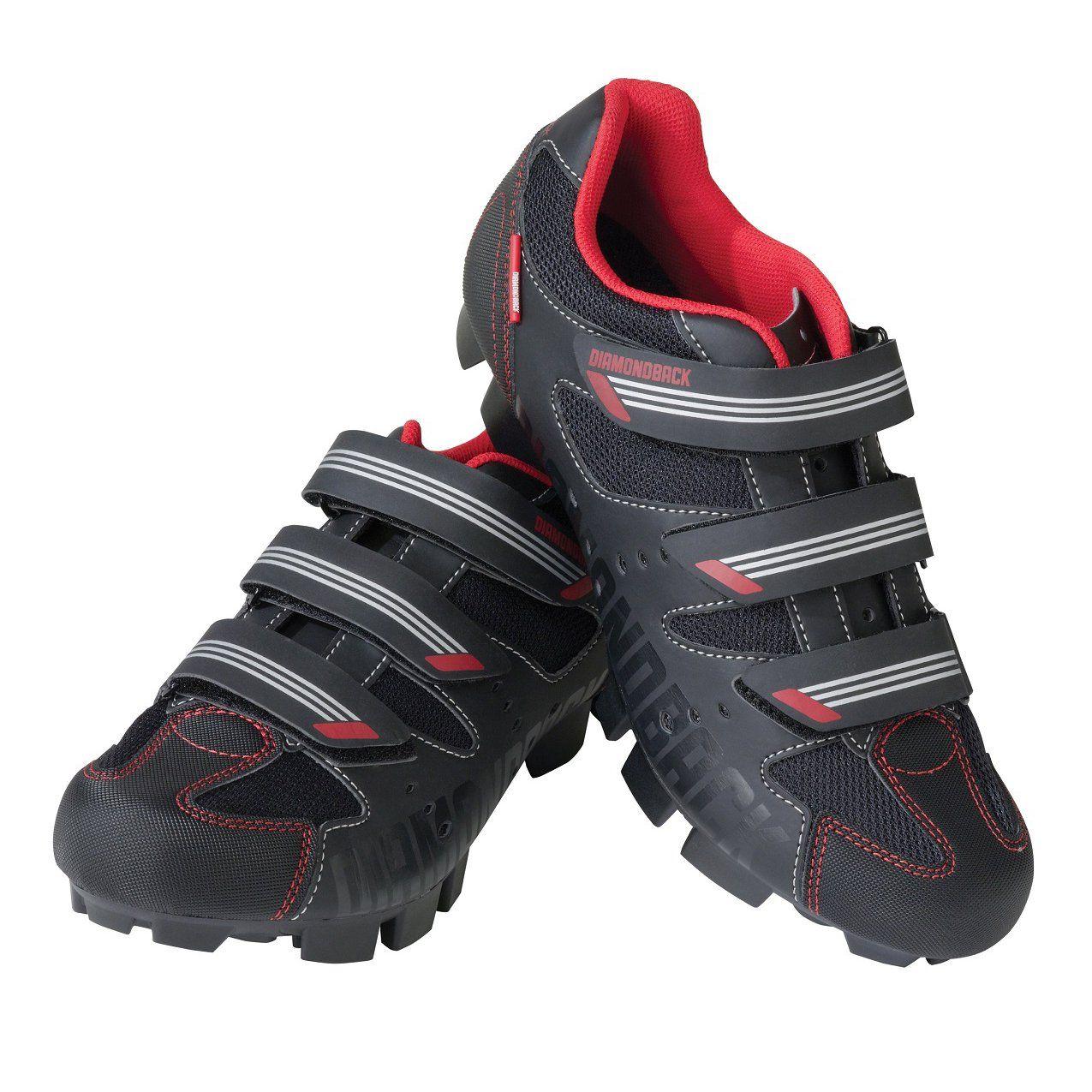 Diamondback Overdrive Mountain Cycling Shoe Ad Sponsored