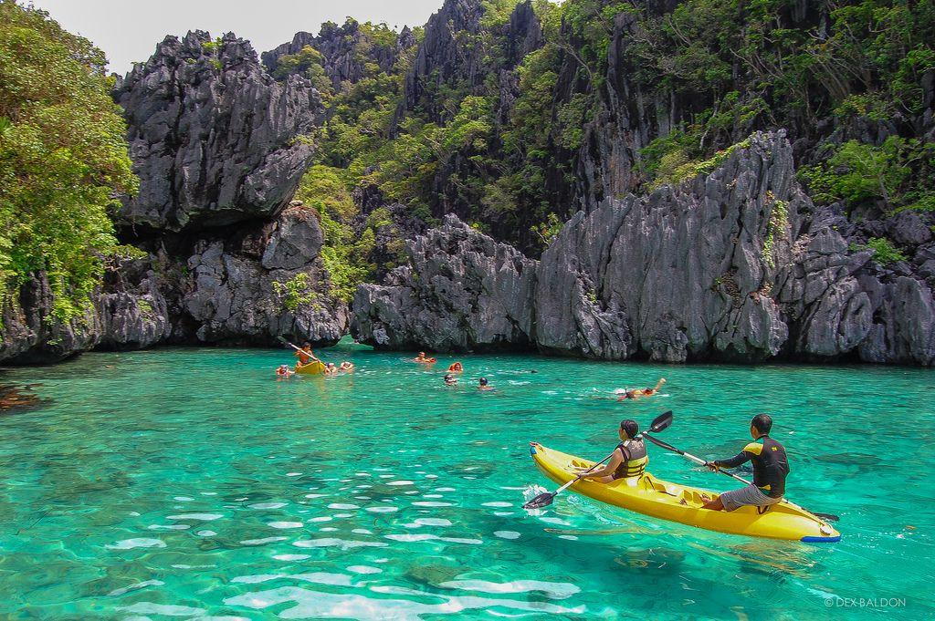 Small Lagoon, El Nido, Palawan | El nido, El nido palawan ...