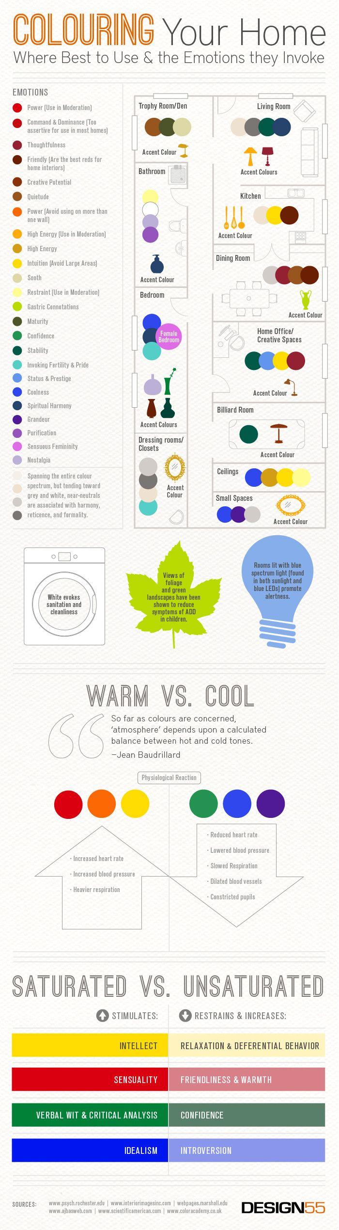 Fantasic Color guide!! #complex #convivial