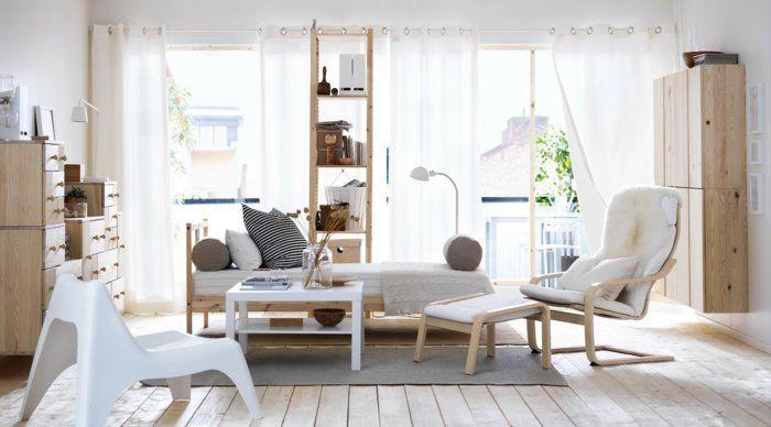 Einrichtungsideen Ikea Dekoration : Ikea möbel originelle ideen nach skandinavischer art dekoration