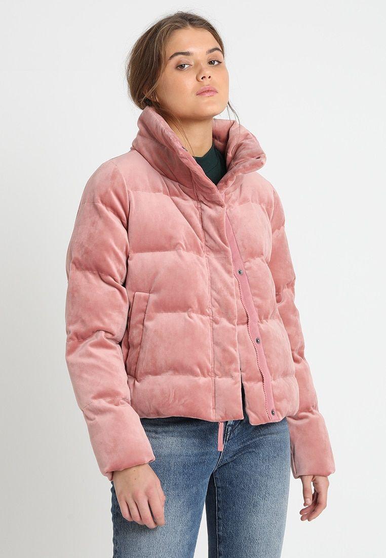 Abercrombie Fitch Puffer Coat Winter Jacket Light Pink Zalando De Winter Jackets Puffer Coat Winter Coat [ 1100 x 762 Pixel ]