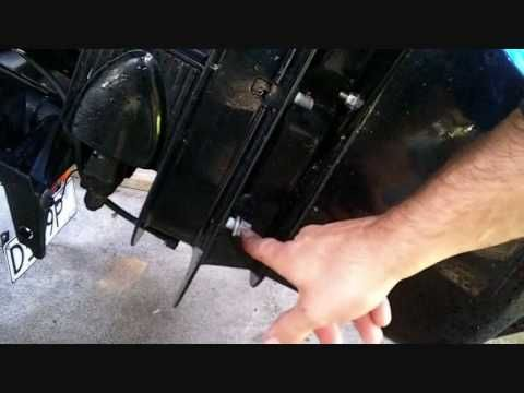 How To Replace Mercury Outboard Water Pump Impeller Mercury Outboard Boat Cleaning Water Pumps