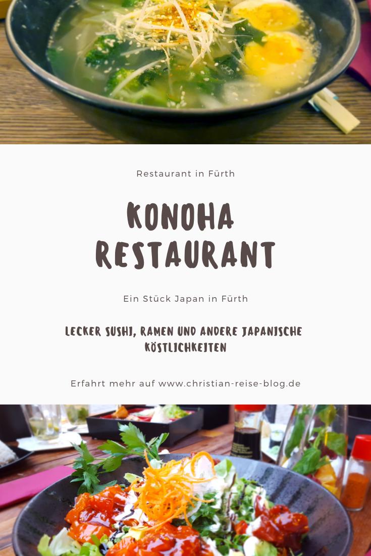 Konoha Japanische Kuche In Furth Japanische Kuche Kuche Japanisches Restaurant