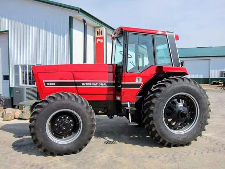 Ih 5488 Fwd 4x4 Ih Tractors International Tractors