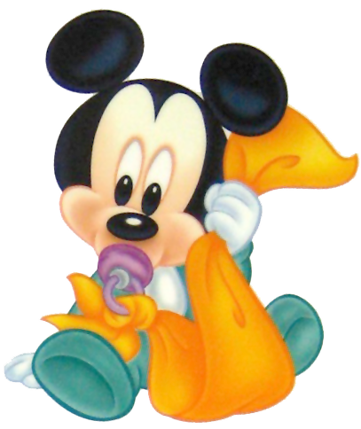 Disney Babies Clip Art | Baby Mickey Mouse - Disney And Cartoon ...