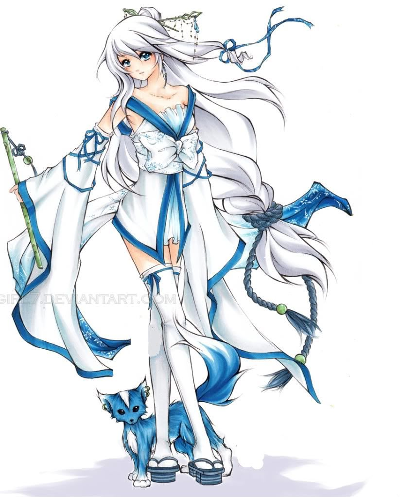 The Best Anime Boy White Hair Ninja PNG