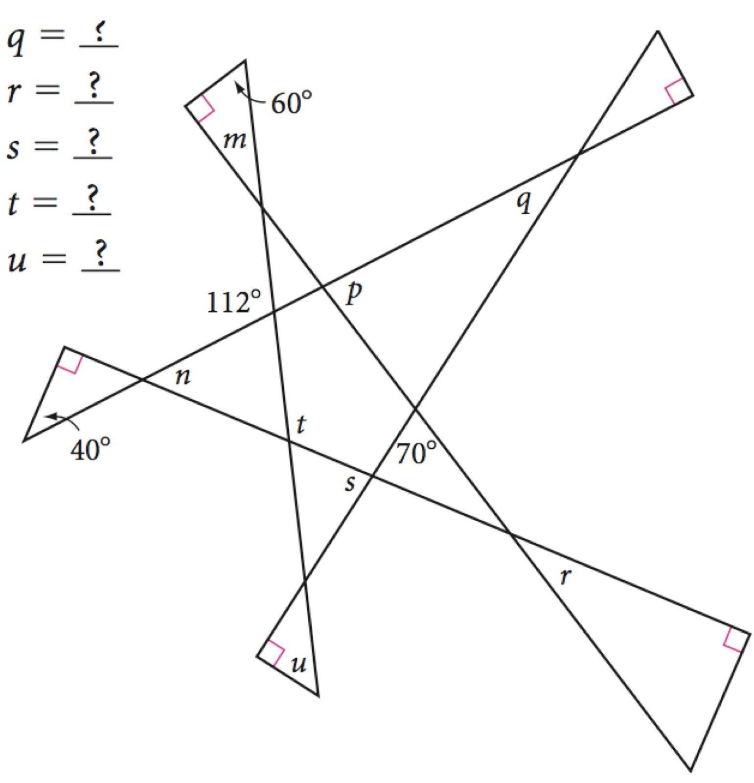 Missing+Angle+Problem+3.jpg (1541×1600) | Math | Pinterest