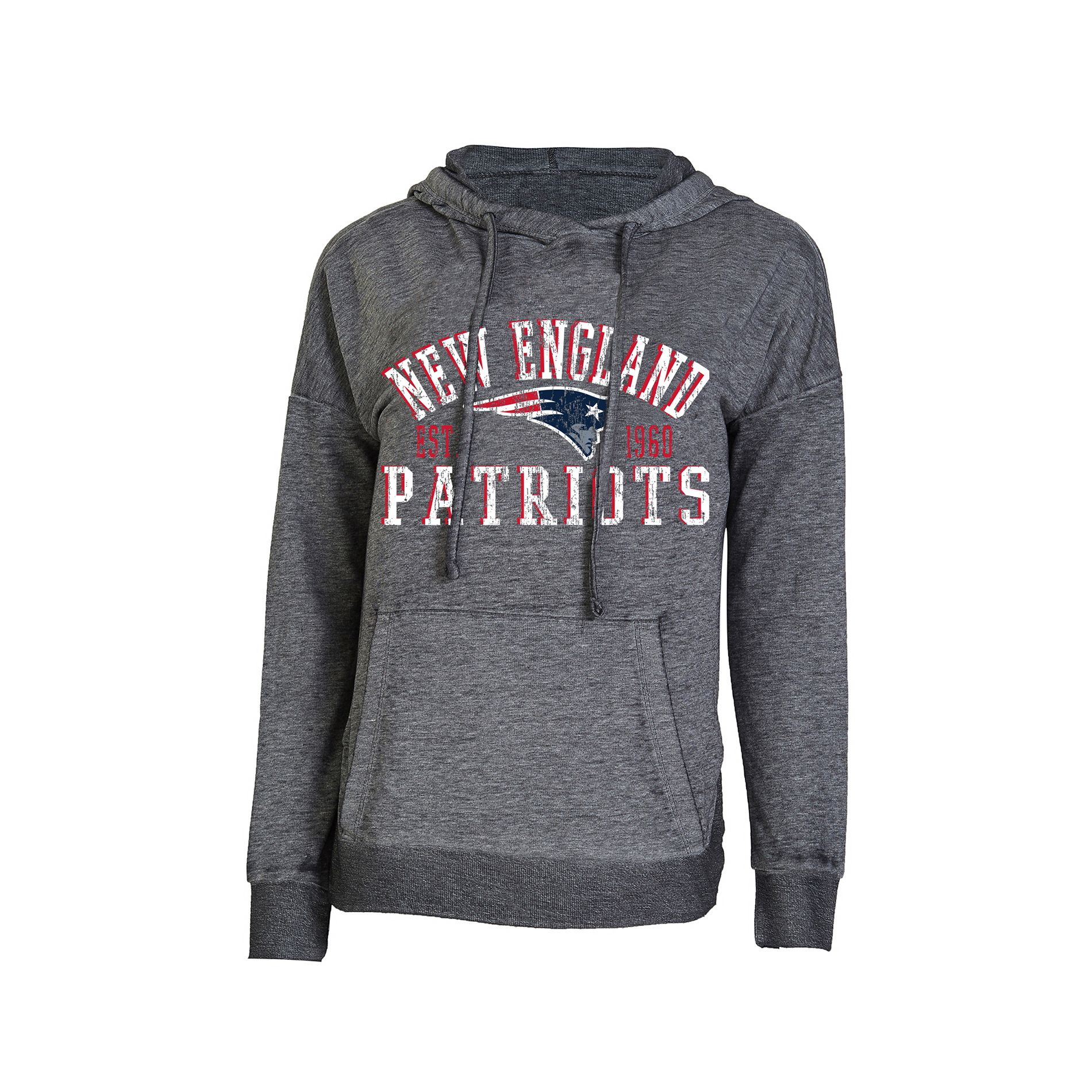 best service a5779 05a57 This women's NFL New England Patriots hoodie works equally ...