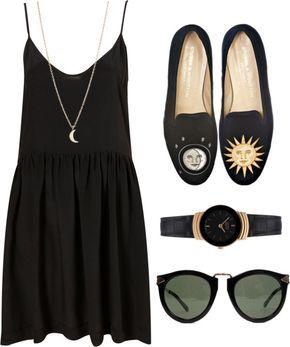 , 10 Looks (de Verão) Com Vestidinho Preto, MySummer Combin Blog, MySummer Combin Blog