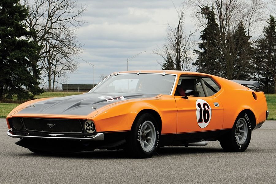 Hinchliff S 1973 Ford Mustang Trans Am Coupe Is Ready For A Comeback Man Of Many Ford Mustang Mustang Pony Car
