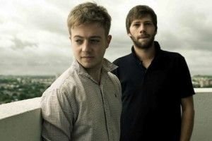 Mount Kimbie at CMU #pittsburghevents