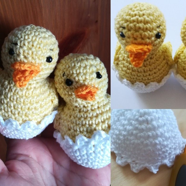 Amigurumi-Ente häkeln: einfach, kostenlos, farbenfroh | 782x782