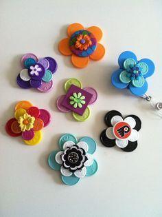 diy badge holder - Google Search   bottle cap crafts/images