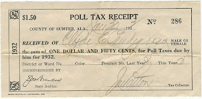 Until 1965 In Order To Register To Vote Blacks Were Required To