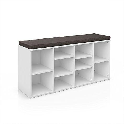 pin von sarah s auf schuhregal schrank bank schuhschrank und schuhbank. Black Bedroom Furniture Sets. Home Design Ideas