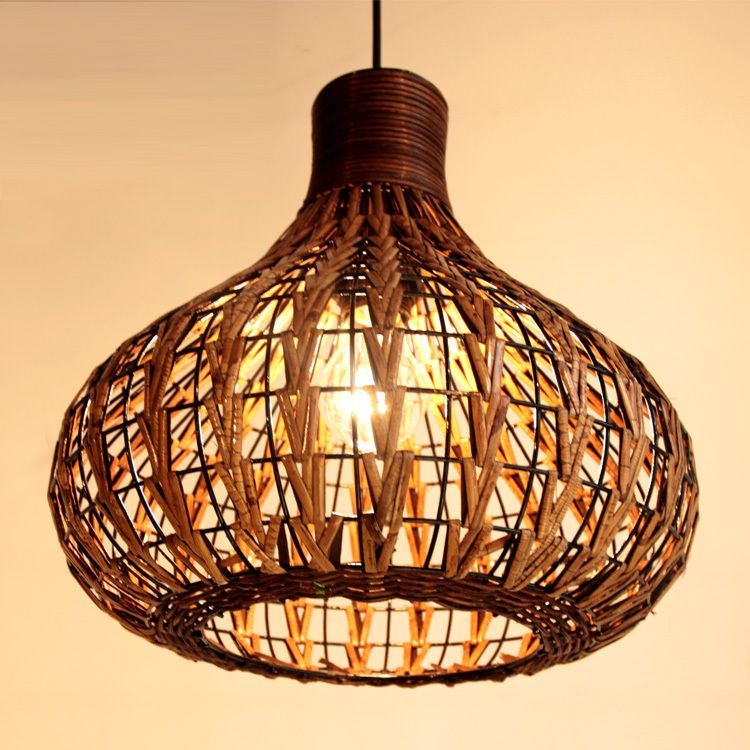 Promotionhollowing pattern sophisticated work new cany art lamp promotionhollowing pattern sophisticated work new cany art lamp rattan pendant light living room aloadofball Choice Image