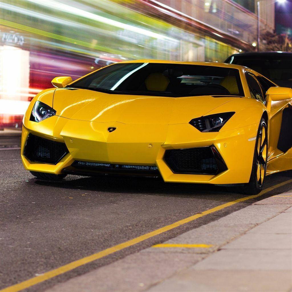 Lamborghini IPad Air Wallpaper Download