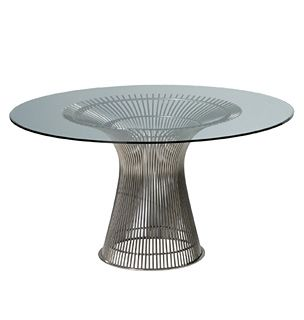 Platner Dining Table Dining Table Dinner Tables Furniture