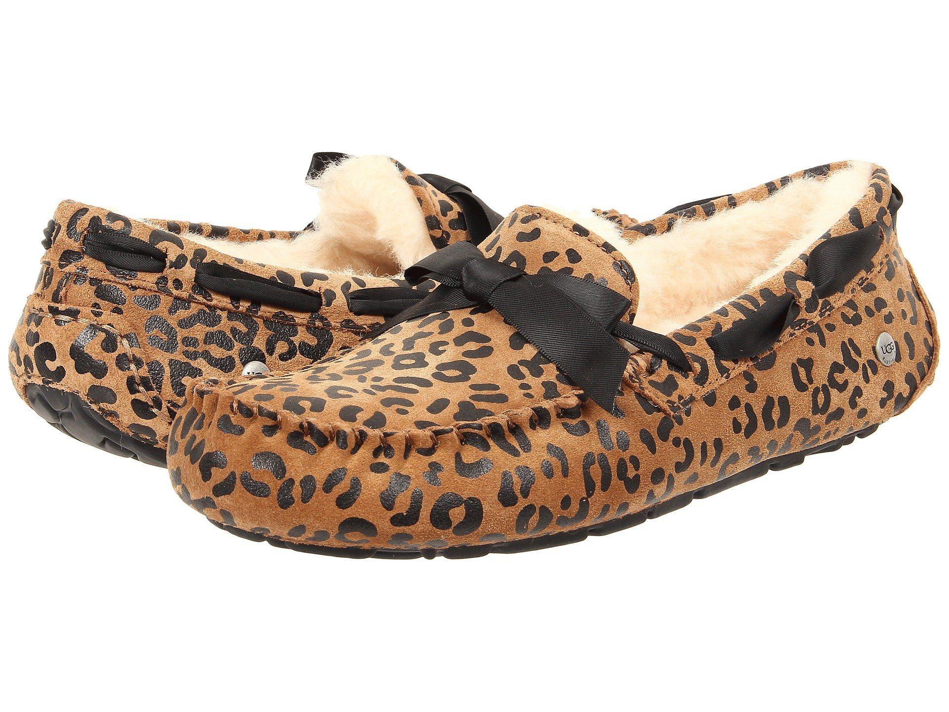 7c0b814396f UGG Dakota Leopard Bow.  ugg  shoes