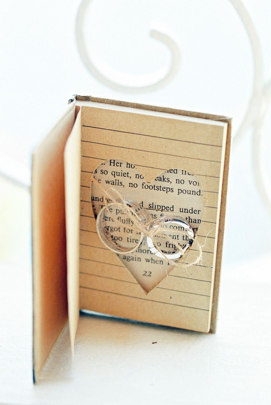"Ring ""book"" | On SMP - http://www.stylemepretty.com/destination-weddings/2014/01/07/positano-italy-destination-wedding/ 2 Brides Photography"
