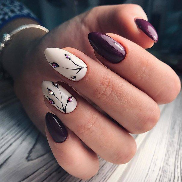 Pin by Cuvinte din inimă on Nails | Manicure, Gel nails ...