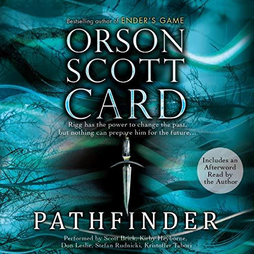 Pathfinder in 2020 Orson scott card, Audio books, Card