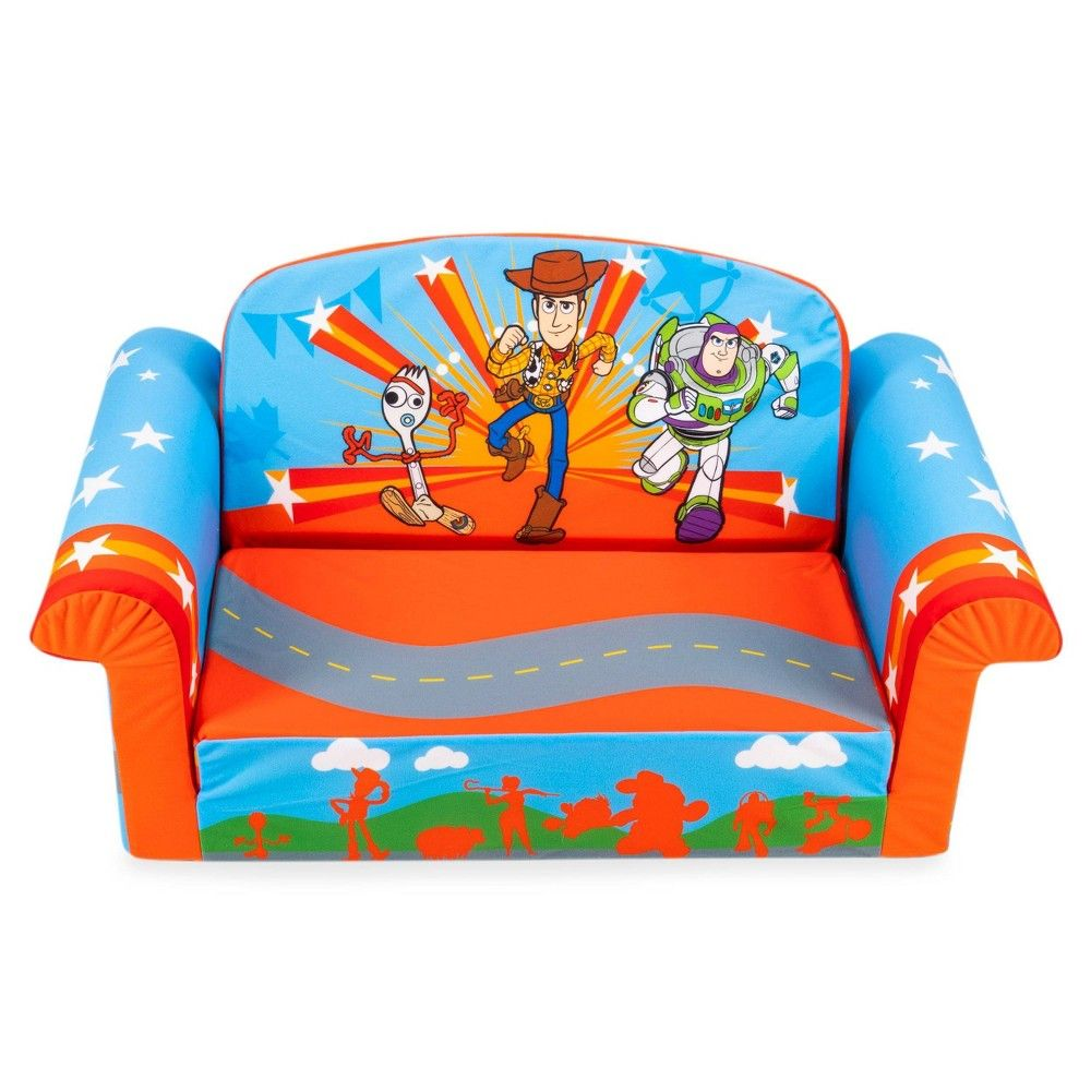 Marshmallow Fun Co Toy Story 4 Furniture Flip Open Sofa Products