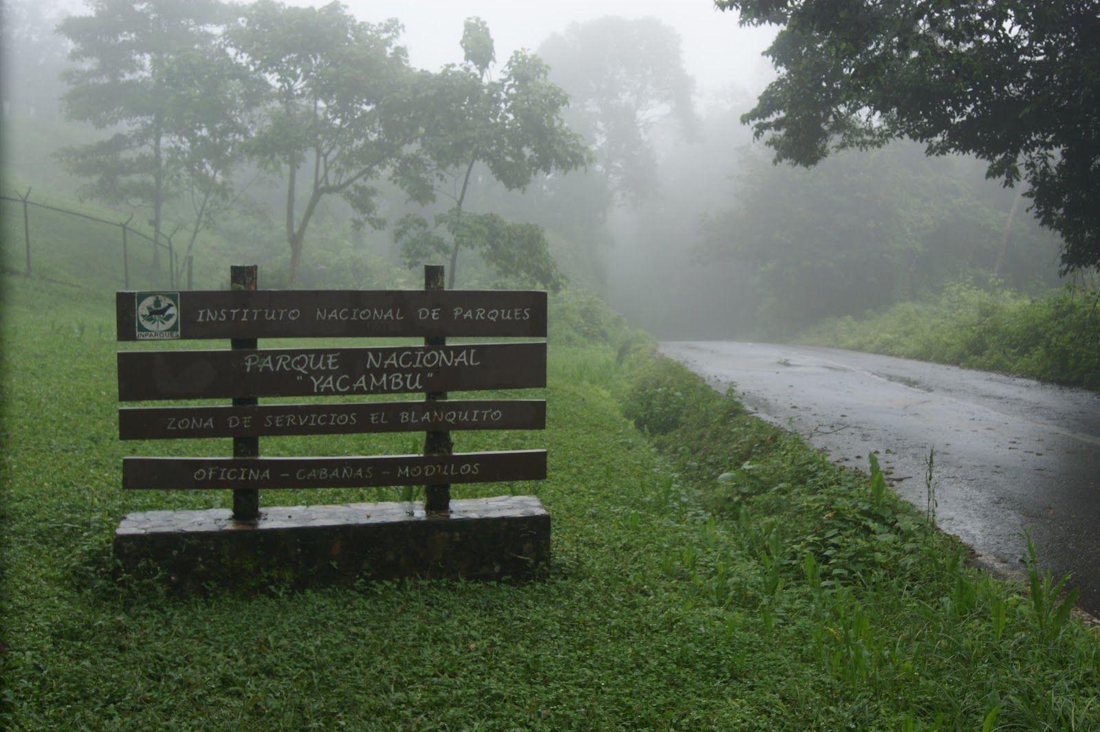 Parque Nacional Yacambu Sanare Estado Lara Venezuela