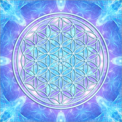 Pin Von Kiki Odubanjo Auf Art Sacred Geometry Flower Of Life Und