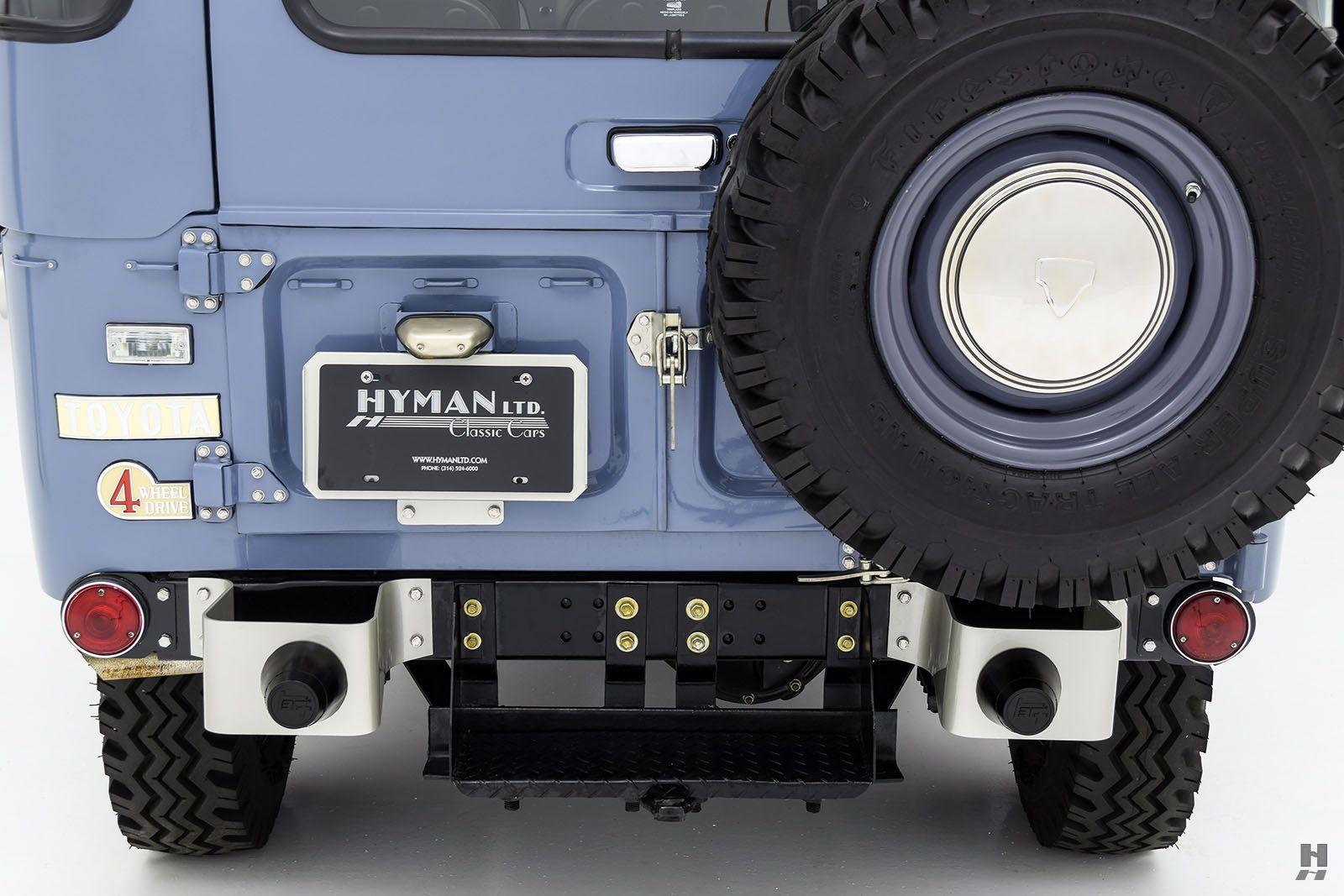 1968 Toyota Fj40 Land Cruiser For Sale Classic Cars Hyman Ltd In 2020 Toyota Fj40 Fj40 Land Cruiser